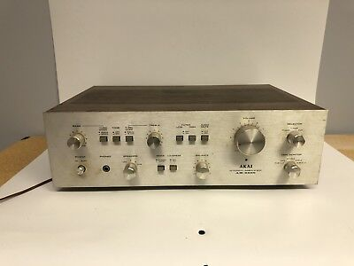 Akai AM-2400 Classic Stereo Amplifier
