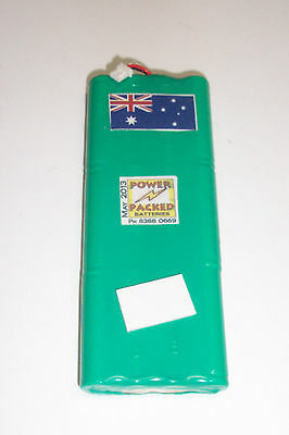 Australian Made Quality Battery for OzRoll Shutter Controllers.