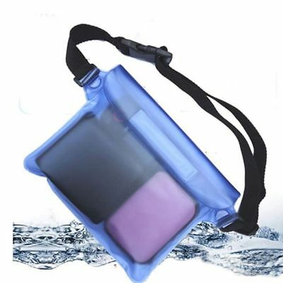 Waterproof Case Waist Pack Beach Storage Bag Cell Phone Cover Pouch