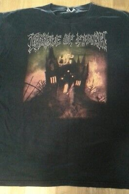 Young cradle of filth cemetary slut t shirt ann nude