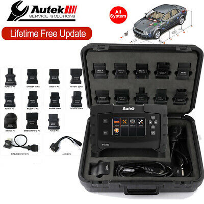 OBDII Car Full System Diagnostic Scanner ECU Programming Coding Auto Scan Tools