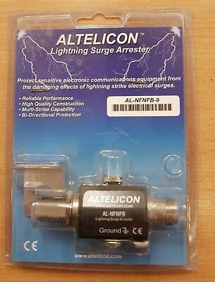 Altelicon AL-NFNFB-9 Lightning Surge Arrester