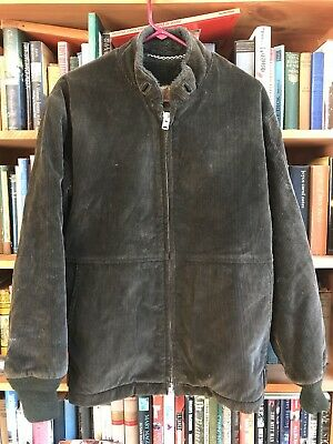 Vintage Out of Gloucester Mighty Mac Men's Heavy Coat Size Large