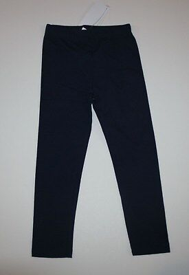New Gymboree Girls Outlet Clasic Basic Navy Leggings NWT 3T 4T 7 8 10 year Pants