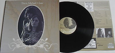 LP Michael-claire This Is Michael-Claire - Night Wings Nwrlp 08 - Mint/Mint