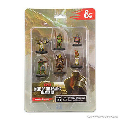 Dungeons & Dragons Icons Of The Realms: Starter Set WZK 72778
