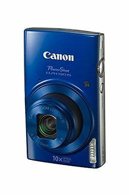 Canon PowerShot ELPH 190 Digital Camera w/ 10x Optical Zoom and Image