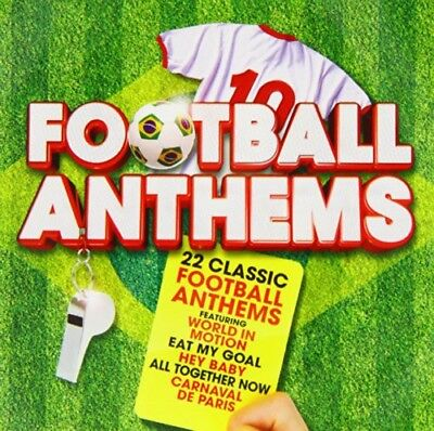 Various Artists - Football Anthems / Various [New CD] UK - Import