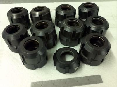 45624 - TSD Universal Eng 9400021 Acura Series Collet Nuts Lot of 21