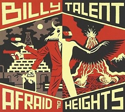 Billy Talent - Afraid Of Heights [New CD] Japan - Import