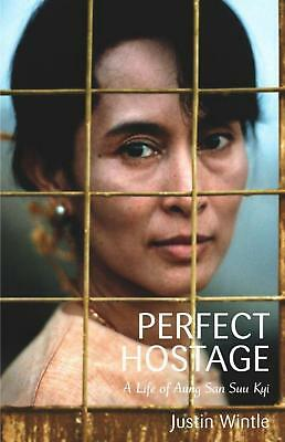 Perfect Hostage by Justin Wintle (English) Paperback Book Free Shipping!