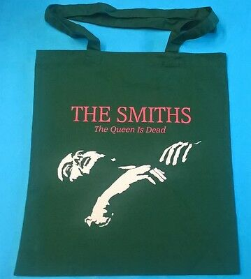 The Smiths Queen Is Dead Tote/Shopper Bag