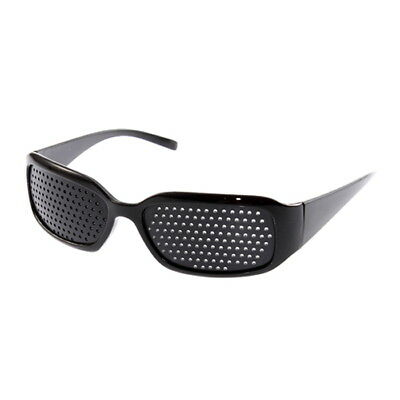 Anti-fatigue Stenopeic Vision Care Eyesight Improver Small Hole Glasses HS1