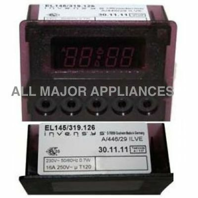 Ilve Oven Timer Clock Timer  P/n A/446/29   Genuine Product
