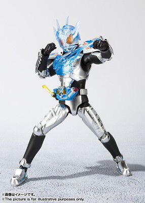 Bandai S.H.Figuarts Kamen Masked Rider Build Cross-Z Charge Figure SH SHF 14.5cm