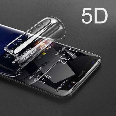 3Pcs 5D Full Cover Film Screen Protector For Samsung Galaxy S9 S9+Plus S8+ Note8