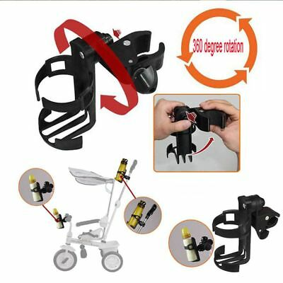 360 Degree Rotation Cup Holder Baby Stroller Holder Bottle Holder Organizers