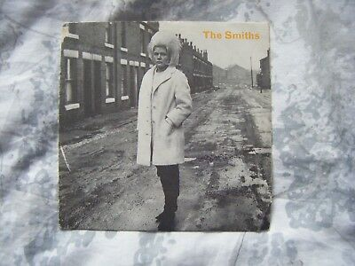 "The Smiths - Heaven Knows I`m Miserable Now 7"" Single B6 Original Rough Trade"