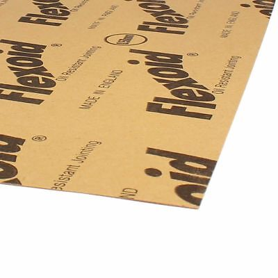 Flexoid Impregnated Gasket Paper 0.8mm 500 mm Width - Choose your Length
