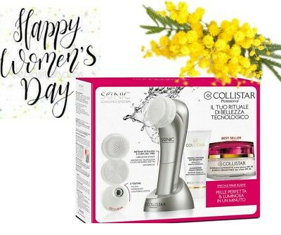 Speciale 8 Marzo Sonic Chromo System + Crema Mousse 50 Ml + Crema Viso 50 Ml