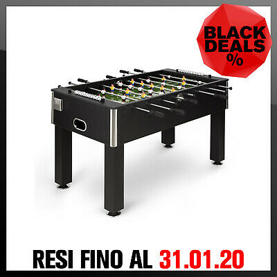 Calcio Balilla Biliardino Calcetto Professionale Kicker Soccer Table Bar Partite
