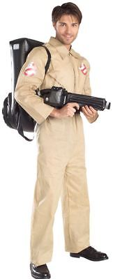 Mens Ghostbusters Costume Official Halloween Adult Fancy Dress Outfit