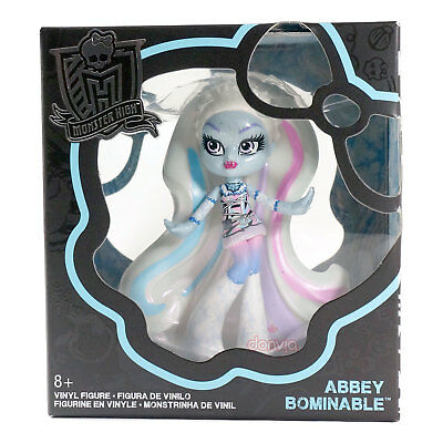 Monster High Vinyl Collection Abbey Bominable Figure