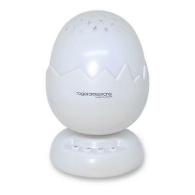 Roger Armstrong Egg Night Light Free Shipping!