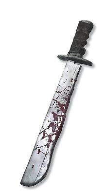 Jason Friday The 13Th Deluxe Toy Machete With Sound