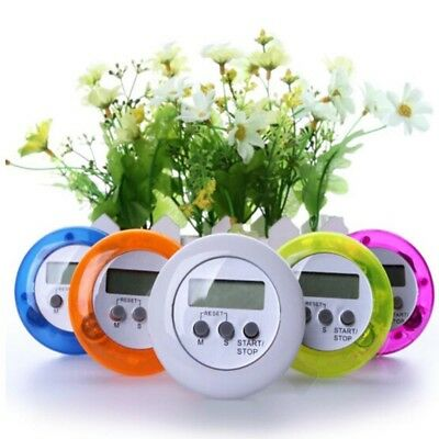 Digital Count-Down Up Clock LCD Cooking Timer Alarm Clock Kitchen Timer