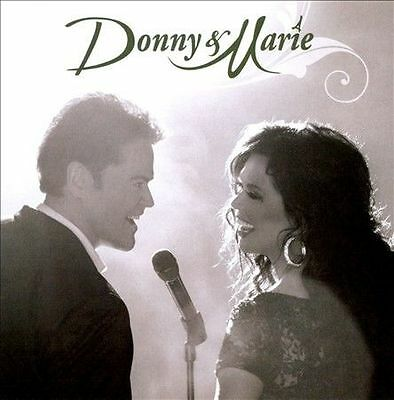 Audio CD: Donny And Marie, Donny and Marie. Acceptable Cond. . 653738257422