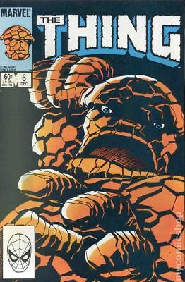 Thing (1st Series) #6 1983 FN Stock Image