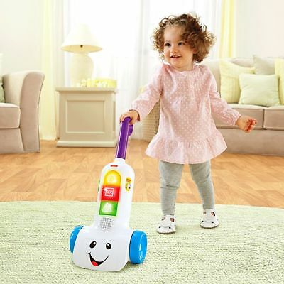 Fisher-Price Laugh & Learn Smart Stage Vacuum 12-36m