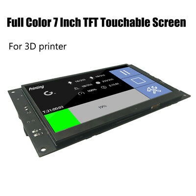 MKS TFT70 V1.0 HD 7 Inch Touch Screen LCD Display Motherboad for 3D Printer Ramp