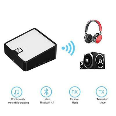 Bluetooth v4.1 Transmitter Receiver Stereo Audio Adapter SPDIF 3.5mm AUX