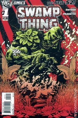 Swamp Thing (5th Series) 1B 2011 VF Stock Image