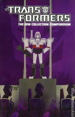 Transformers The IDW Collection Compendium TPB (IDW) #1-1ST 2016 NM Stock Image