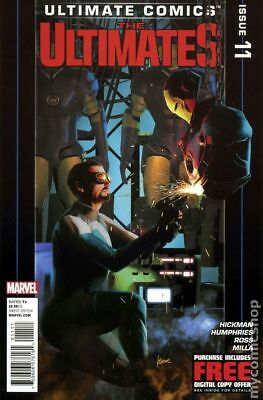 Ultimates (Marvel Ultimate Comics) #11 2012 FN Stock Image