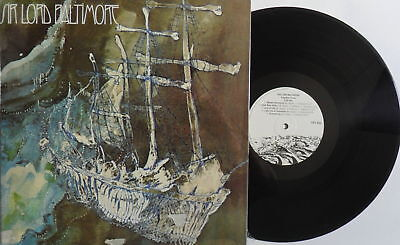 LP SIR LORD BALTIMORE Kingdom Come (Re) TAPESTRY Rec. TPT 233 - STILL SEALED