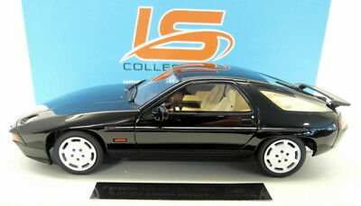 LS Collectibles 1/18 Scale resin -  LS022B Porsche 928 S4 1987 Black