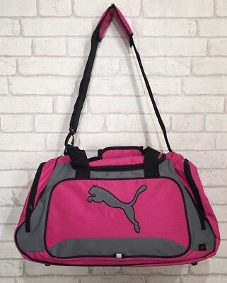 Puma Big Cat - Sports Holdall  / Bag Ladies  Brand New - Gym / Yoga - Swimming