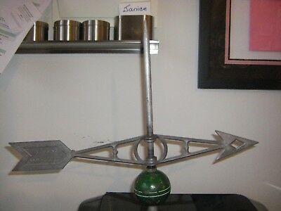 Antique Roof-Mounted Wind-Direction Finder-Maryville, Mo.
