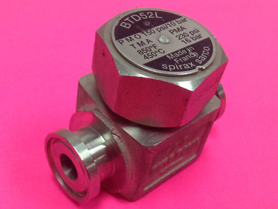 Spirax/Sarco - Part BTD52L - Thermodynamic Steam Trap