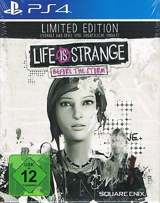 Playstation 4 PS4 Spiel Life is Strange - Before the Storm - Limited Edition NEU