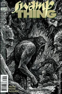 Swamp Thing (2nd Series) #163 1996 FN 6.0 Stock Image