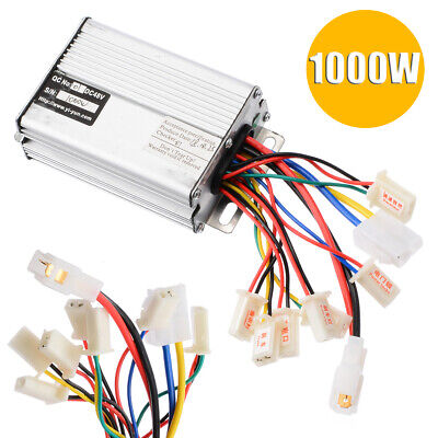 48V 1000W Electric Bicycle Brush Speed Motor Controller For E-bike & Scooter