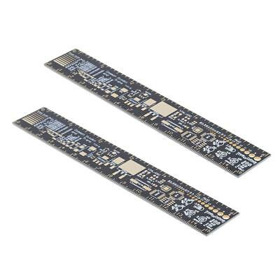 """PCB Ruler v2-6/"""" for Electronic Engineers//Geeks//Makers//Fans ATF"""
