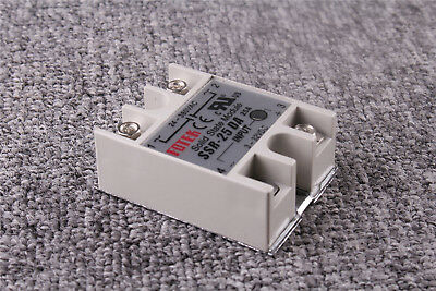 SSR-25DA Solid State Relay Module 3-32V DC Input 24-380VAC Output Free Shipping