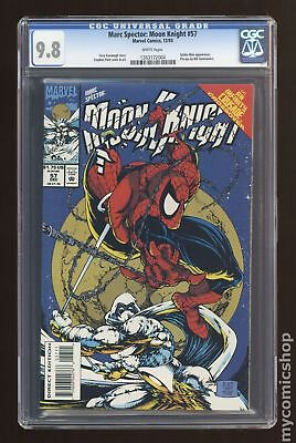 Marc Spector Moon Knight #57 1993 CGC 9.8 1263172004
