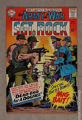 Our Army at War #161 1965 VG+ 4.5